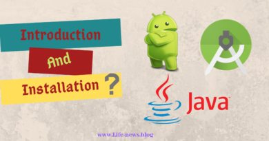 Android Studio Tutorial For Beginner #1: Introduction & Installation